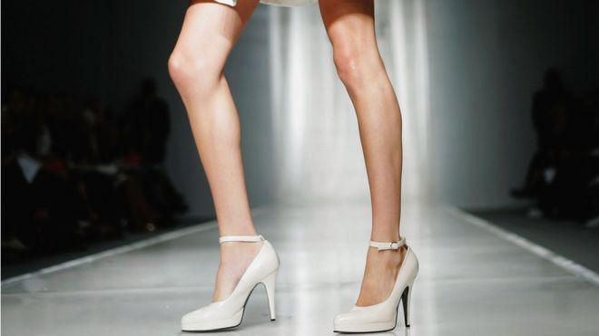 Extremely Thin Models Banned in France