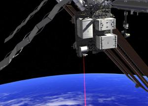 An unknown bacteria on Earth discovered on board the ISS