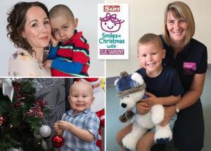 A Real Life Hero, Nurse Karen Helps Kids With Cancer
