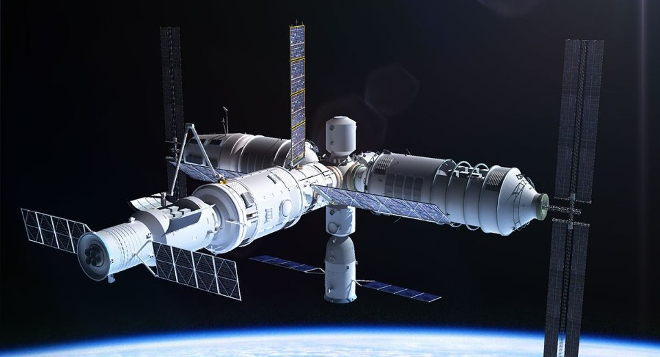The Chinese Space Station Will Collapse – What Will Happen When It Reaches The Atmosphere