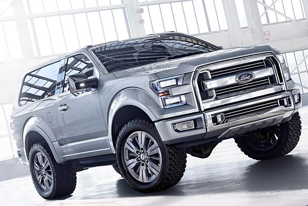 The Ford Bronco and the GT500 Looking to Shock Us in 2018