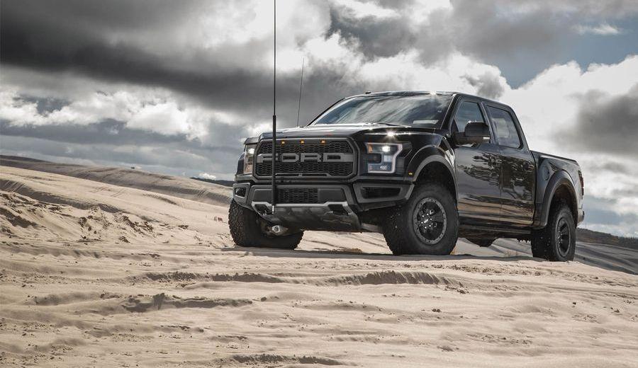 Let's Meet Ford F-150 Raptor 2018 – A Vehicle Built for Desert