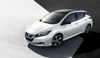 The 2018 Nissan Leaf Stirs Up the Competition with
