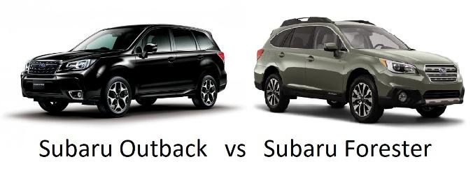 Subaru Outback Vs Forester >> Subaru Forester Vs Subaru Outback Best 2018 Edition Comparison