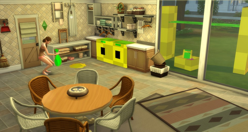 The Sims 4: Laundry Day to be Released Soon with New Specials