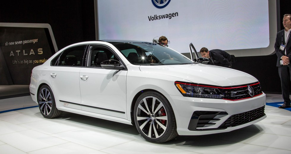 Volkswagen Passat GT 2018 to Show its Greatness at the Detroit Auto Show