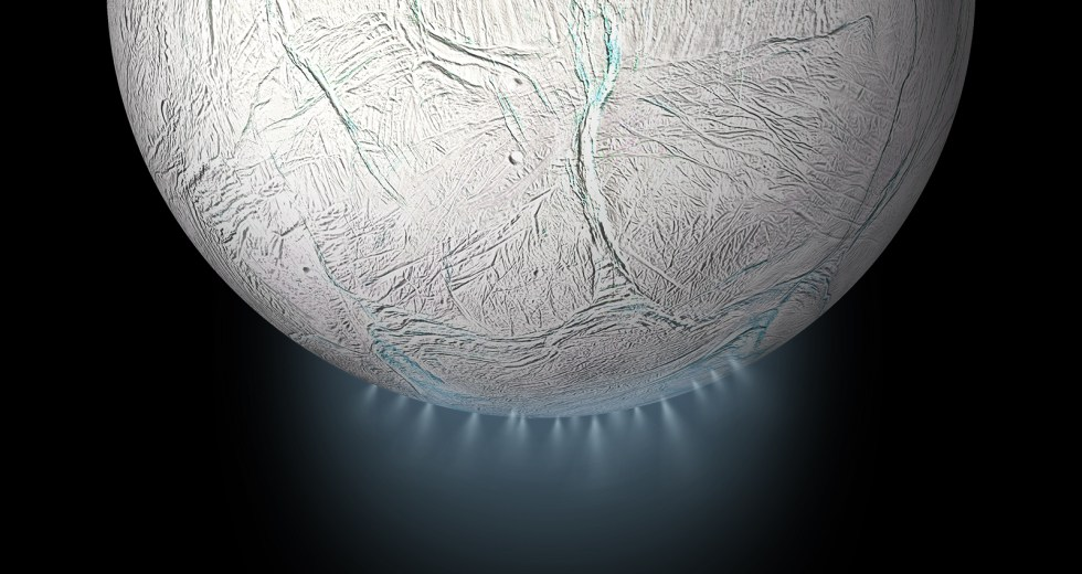 Alien Life Might Be Present On Saturn's Moon, Enceladus, A New Study Finds