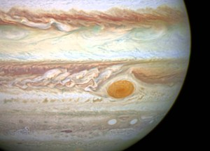 The Great Red Spot Of Jupiter Is Shrinking
