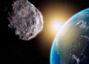 A Huge Asteroid Has Just Missed Earth