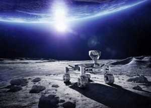 Vodafone And Nokia Plan To Place A 4G Network Antenna On The Moon