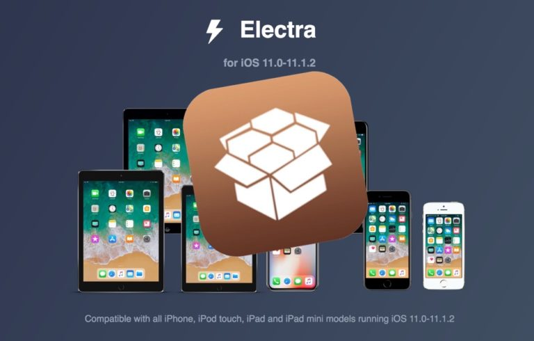 Electra iOS 11 Jailbreak To Receive Cydia Update Sooner Than we Believed