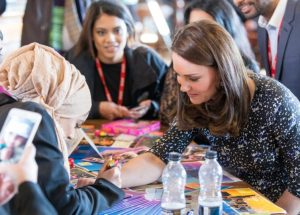 Kate Middleton Is 7 Months Pregnant But That Didn't Stop Her To Get A Henna Tattoo