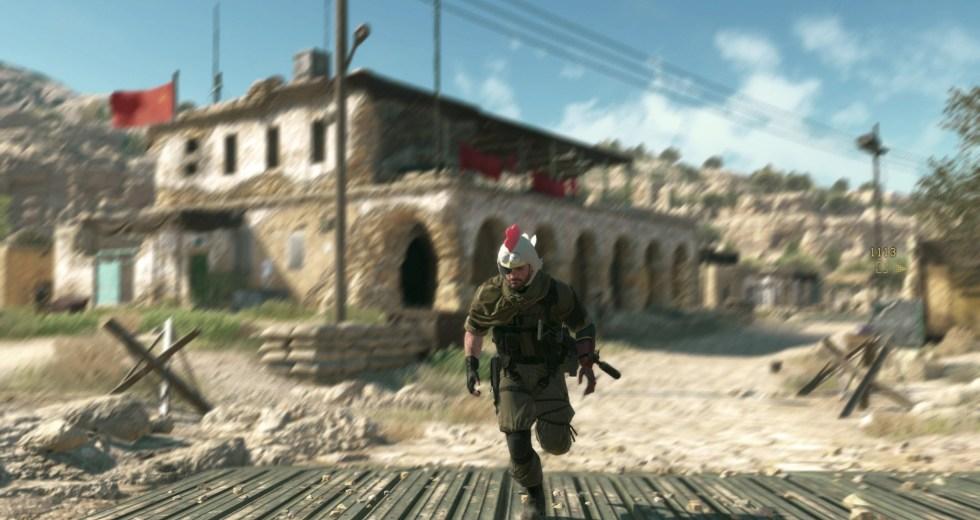 Metal Gear Solid V The Phantom Pain – Nuclear Disarmament Cutscene Unlocked On Steam