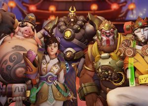 Overwatch Year Of The Dog Event: Soon Coming With a New Map