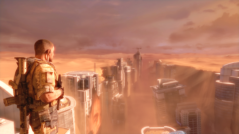 Spec Ops: The Line And The Darkness 2 Are Now Available On Xbox One Via Backwards Compatibility