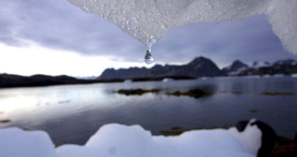 Huge Amounts Of Mercury Were Found In Permafrost