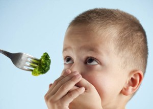 Children's Genetic Information Makes Them Love Snacks And Hate Vegetables