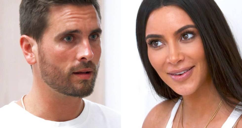 Scott Disick Didn't Know Kim Kardashian Will Have A Third Baby