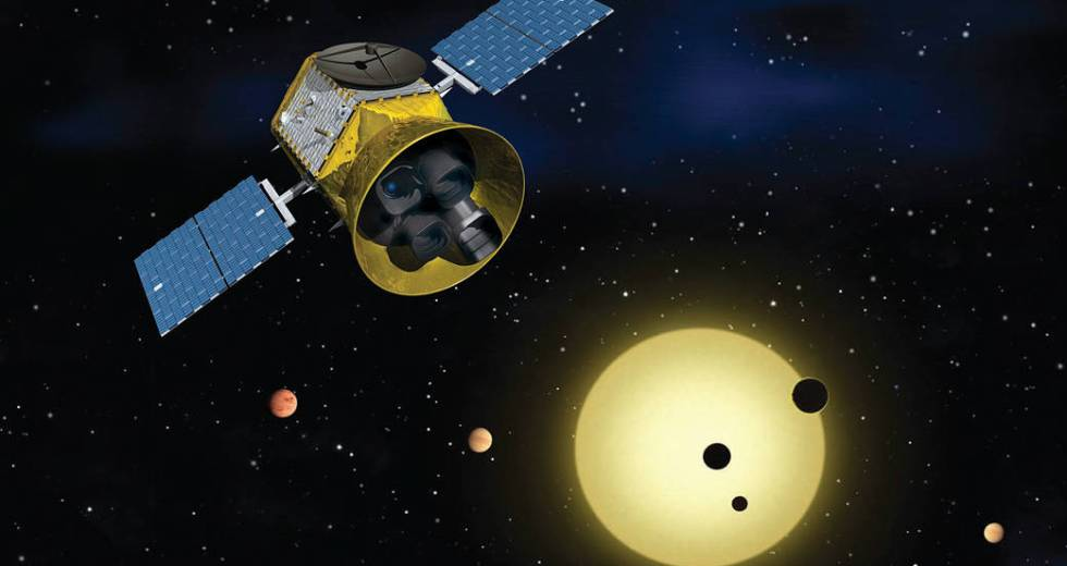 NASA's TESS Satellite Will Be Launched To Search For Exoplanets Capable Of Sustaining Life