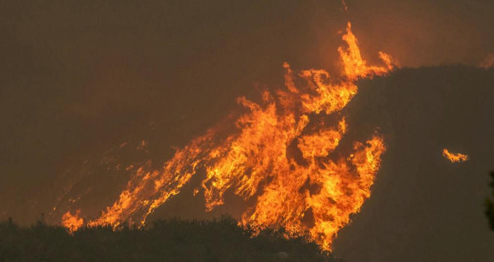 Shocking Study Revealed That The Wildfires In South Africa Are Producing Climate Cooling