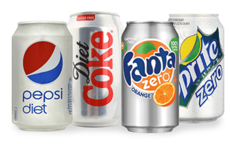 Diet Drinks Linked To Obesity And Diabetes - Aspartame And ...