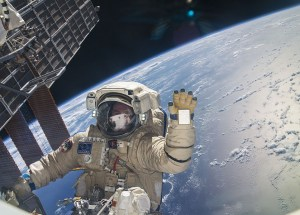 NASA Sends Astronaut To Live For 6 Months On The International Space Station