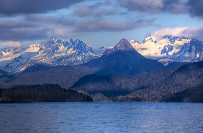 Scientists Have Installed Ocean Acidity Sensors In Alaska
