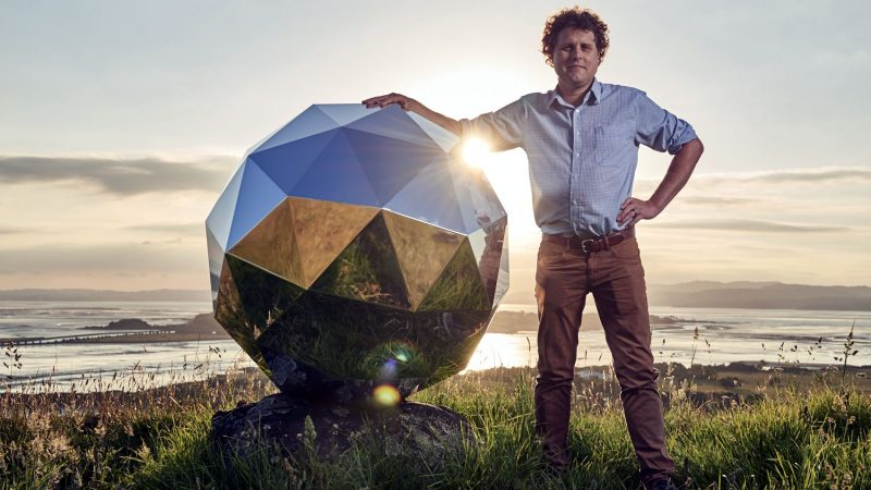 The 'Humanity Star' Of The Rocket Lab Has Disintegrated Into The Earth's Atmosphere