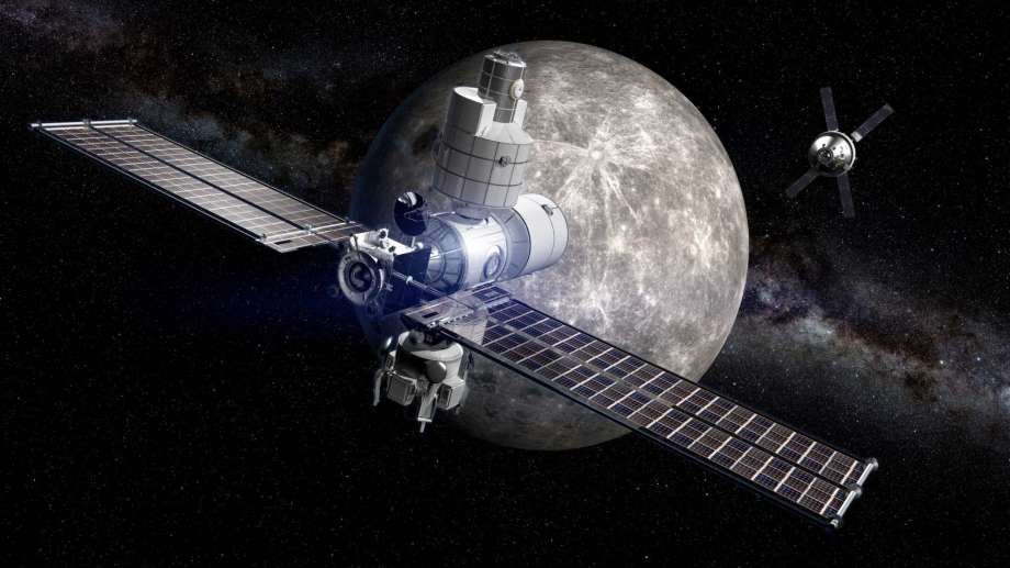 NASA Continues The Work At The Lunar Orbital Platform or 'Gateway' After Obtaining White House Acceptance