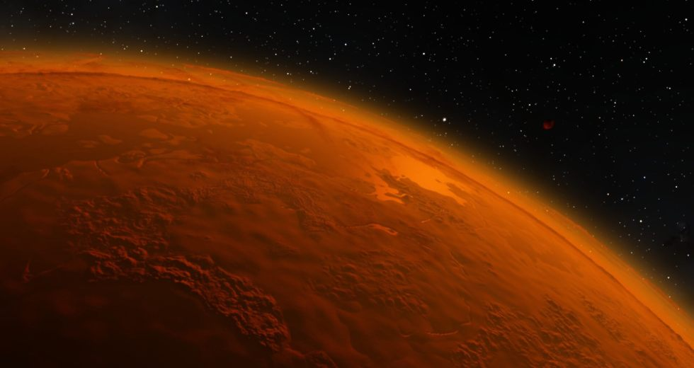 Scientist Discovers Unknown Red Planet, Turns Out It Is Mars