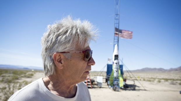 Mike Hughes, The Well-Known Flat-Earther, Took Off To The Californian Skies With His Homemade Rocket