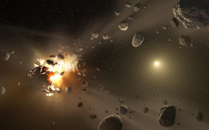 Scientists Plan To Protect The Earth Against Asteroids With Nukes