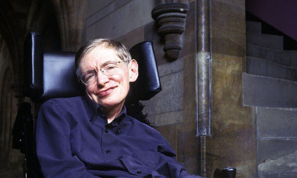 Stephen Hawking Died Today In His Home In Cambridge