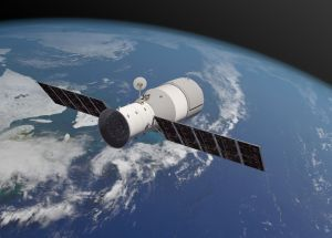 The Chinese Space Station Tiangong-1 To Fall On Earth On Monday, Now