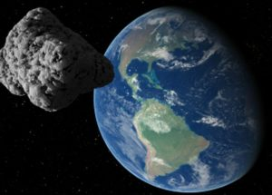 NASA Detected A Huge Asteroid Right Before It Flew By Earth Last Weekend