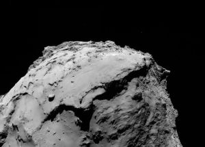ESA Rosetta Probe's Last Images, While Examining The Comet 67P Surface, Put Into A Stunning GIF
