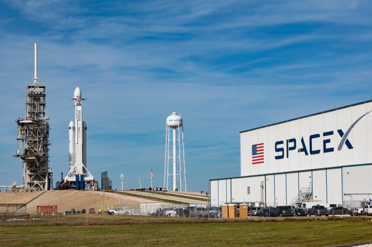 SpaceX Is On The Right Track To Becoming The 3rd Biggest Private Tech Company In The US