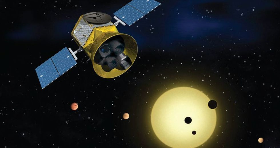 TESS, The Next NASA's Exoplanet Hunter, Will Launch On Monday With A SpaceX Falcon 9 Rocket