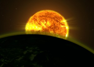 The Darkest Planet Ever Found, WASP-104b, Is An Astonishing And Mysterious Far-Distant World