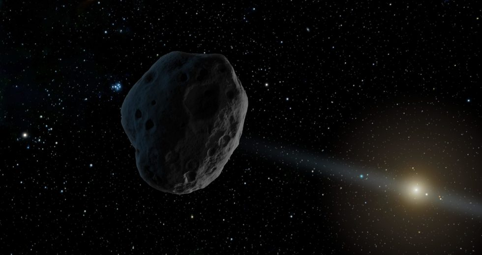 2010 WC9 Asteroid Will Whiz Close To Earth On May 15th