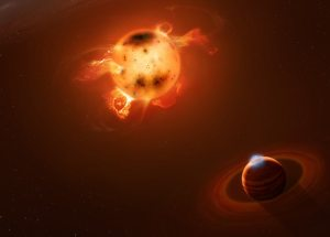 Newborn Planet At 600 Light-Years From Us Could Be A Super Jupiter Or A Brown Dwarf