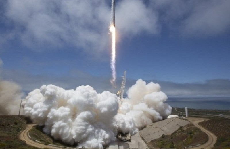 SpaceX Falcon 9 Has Successfully Deployed 5 Iridium Satellites And The NASA GRACE-FO Mission, Today, May 23rd