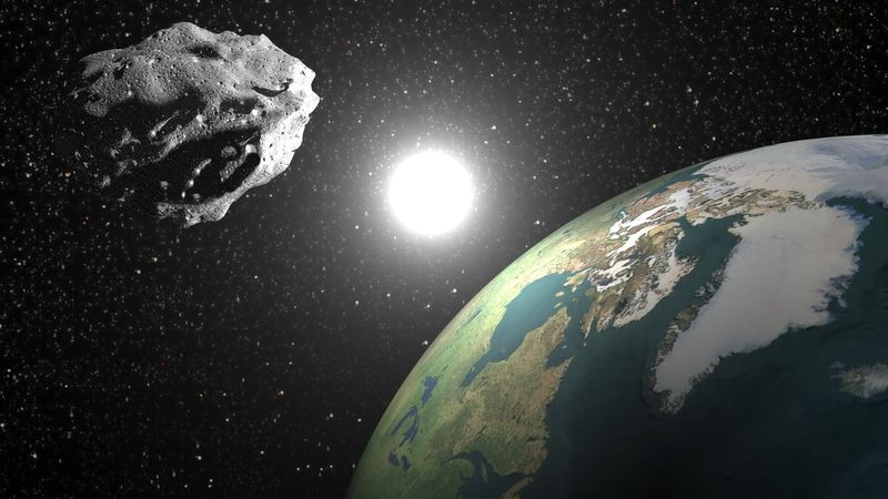 Asteroid 2018 LA, On Impact Course With Earth, Has Been Observed Just Hours Before Burning In The Atmosphere