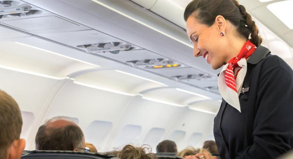 Flight Attendants to Be at High Risk to Get Cancer