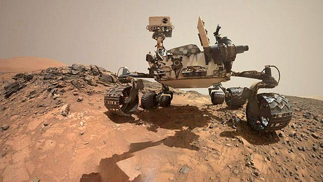 NASA Mars Rover Curiosity Has Made An Intriguing Discovery NASA Will Reveal Thursday During A Press Conference
