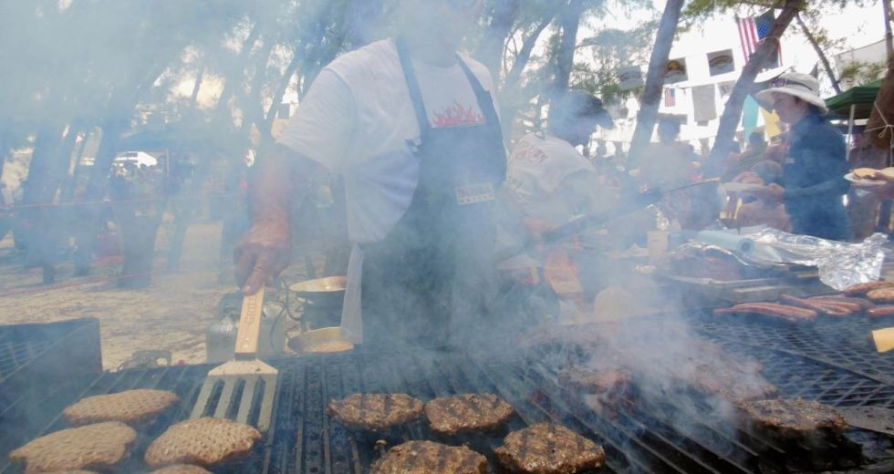 The Skin Absorbs More Harmful Hydrocarbons From Barbecue Smoke Than The Lungs, A Study Revealed