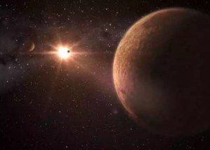Earth-Sized Planets Have Been Found In A Planetary System 160 Light Years From Earth
