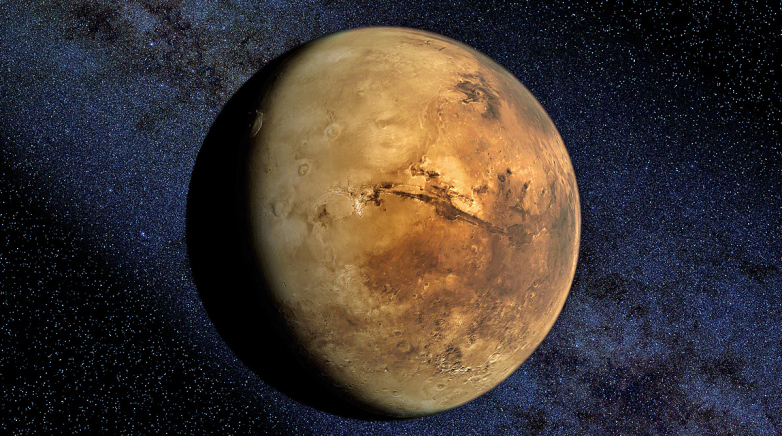New Studies On The Early History Of Mars Tell Us That Mars Formed Much Earlier Than Earth