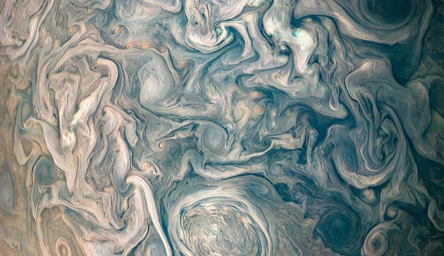 NASA's Juno Mission Has Sent Back Another Astonishing Image Of Jupiter
