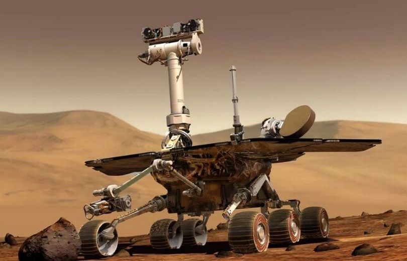 NASA Press Conference, Scheduled For Today, Will Bring News About Opportunity Mars Rover